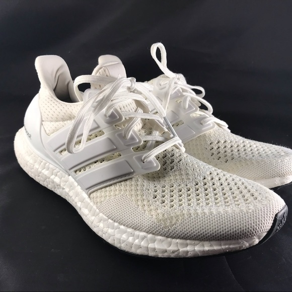 1f9b68cbb1823 ADIDAS Ultra Boost 1.0 Core White Mens 7